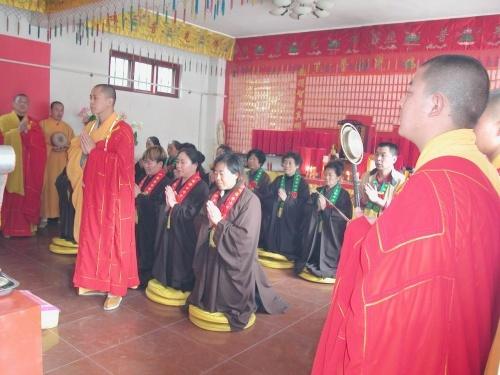 梵音清扬传四方―――梁皇宝忏盛会在大珠山进行-青岛