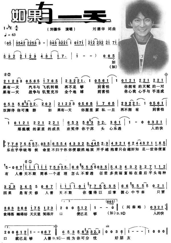 勇气钢琴简谱数字