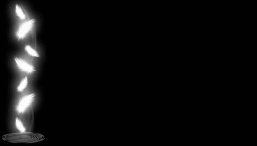 黑色背景素材 四(长条)