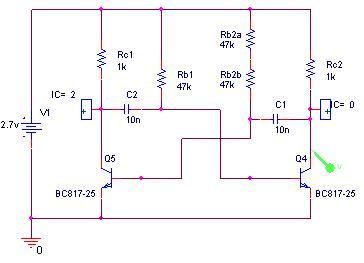 常用于数字或脉冲电路中
