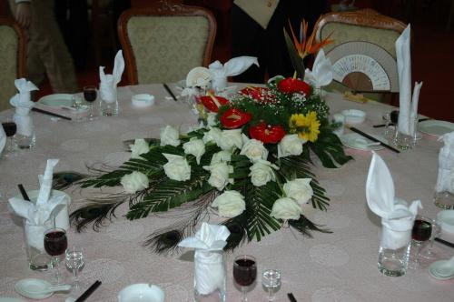 中餐创意摆台主题设计