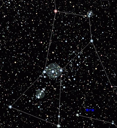 星空图图片