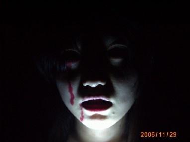 可爱吧可爱吧?我扮演的中国女鬼!