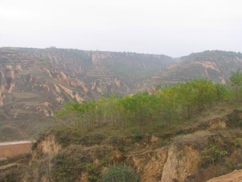 洛川风景高清大图