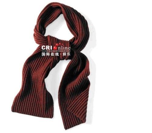 要学织围巾?