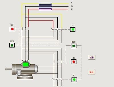 水塔水位plc控制与监控