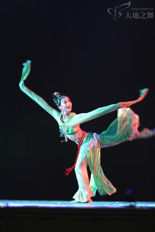中国古典舞二十一世纪的主要作品展示之二图片