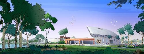 新动物园探秘4--规划结构与功能布局