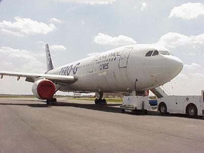 a380(国内还未通航的巨型飞机,是世界上最大的宽体客机)