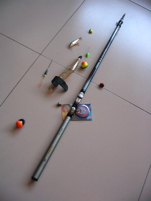 海钓线组组装图解