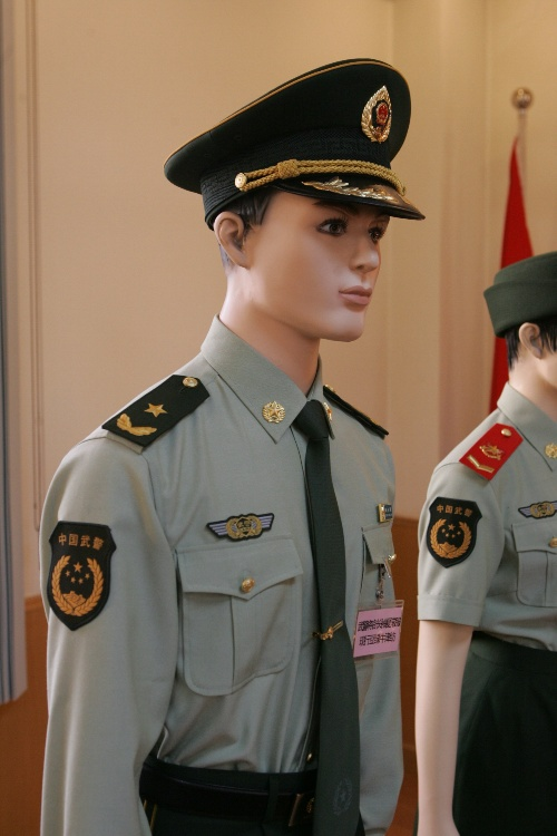 07武警春秋常服图片_武警新式警服-润物无声-搜狐博客